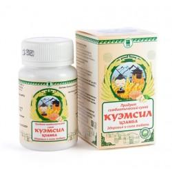 Продукт симбиотический «КуЭМсил Цзамба»